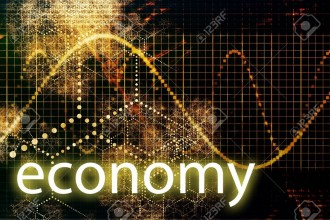 3833017-Economy-Abstract-Technology-Concept-Wallpaper-Background-With-Graph-Stock-Photo