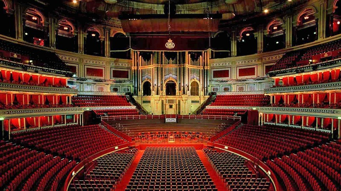 Organy-w-Royal-Albert-Hall