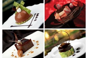Princess Cruises desserts