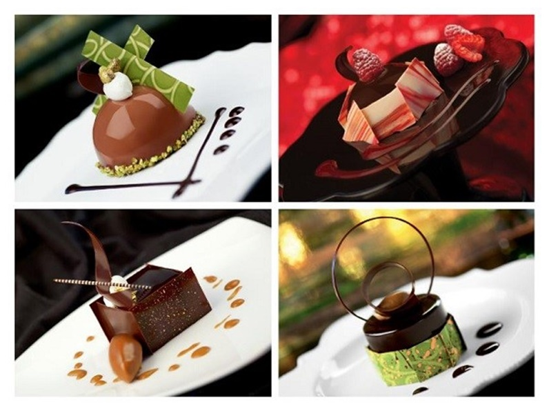 Princess Cruises desserts