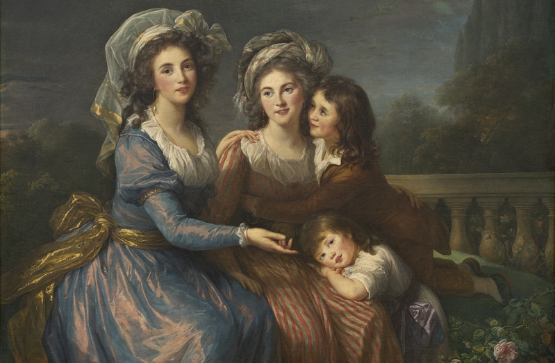 elisabeth-louise-vigee-le-brun-the-marquise-de-pezay-and-the-marquise-de-rouge-with-her-sons-alexis-and-adrien-1787