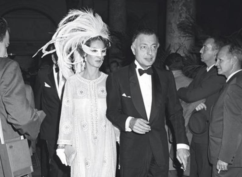 1966 Black and White Ball