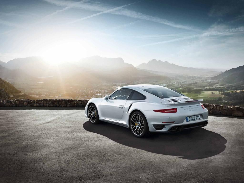 Porsche 911 Turbo and Turbo S 2014