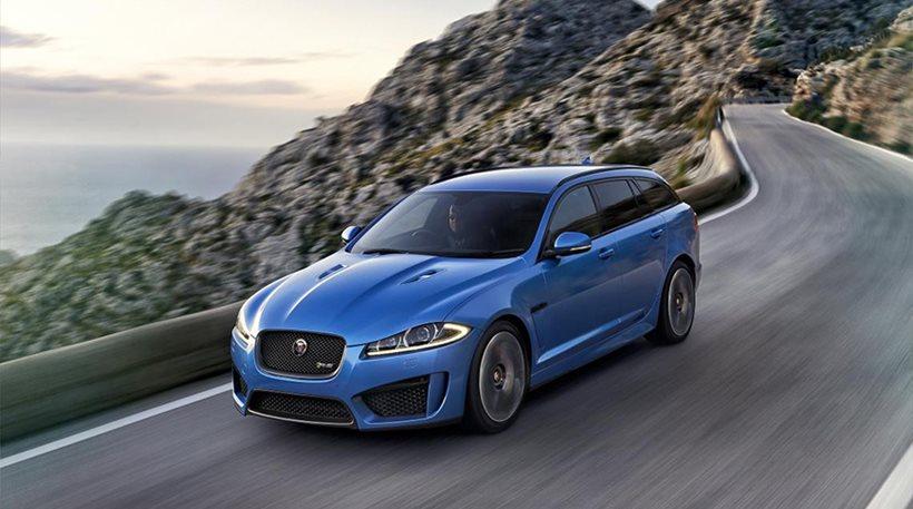 Η Jaguar που ειναι ετοιμη να τα βαλει με το RS6 Avant